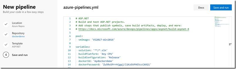 define_azure_pipeline